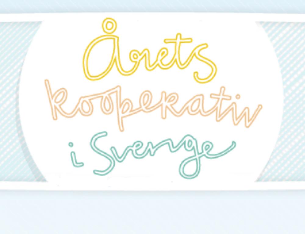 Tvärålunds byaförening nominerad till Årets kooperativ i Sverige 2018