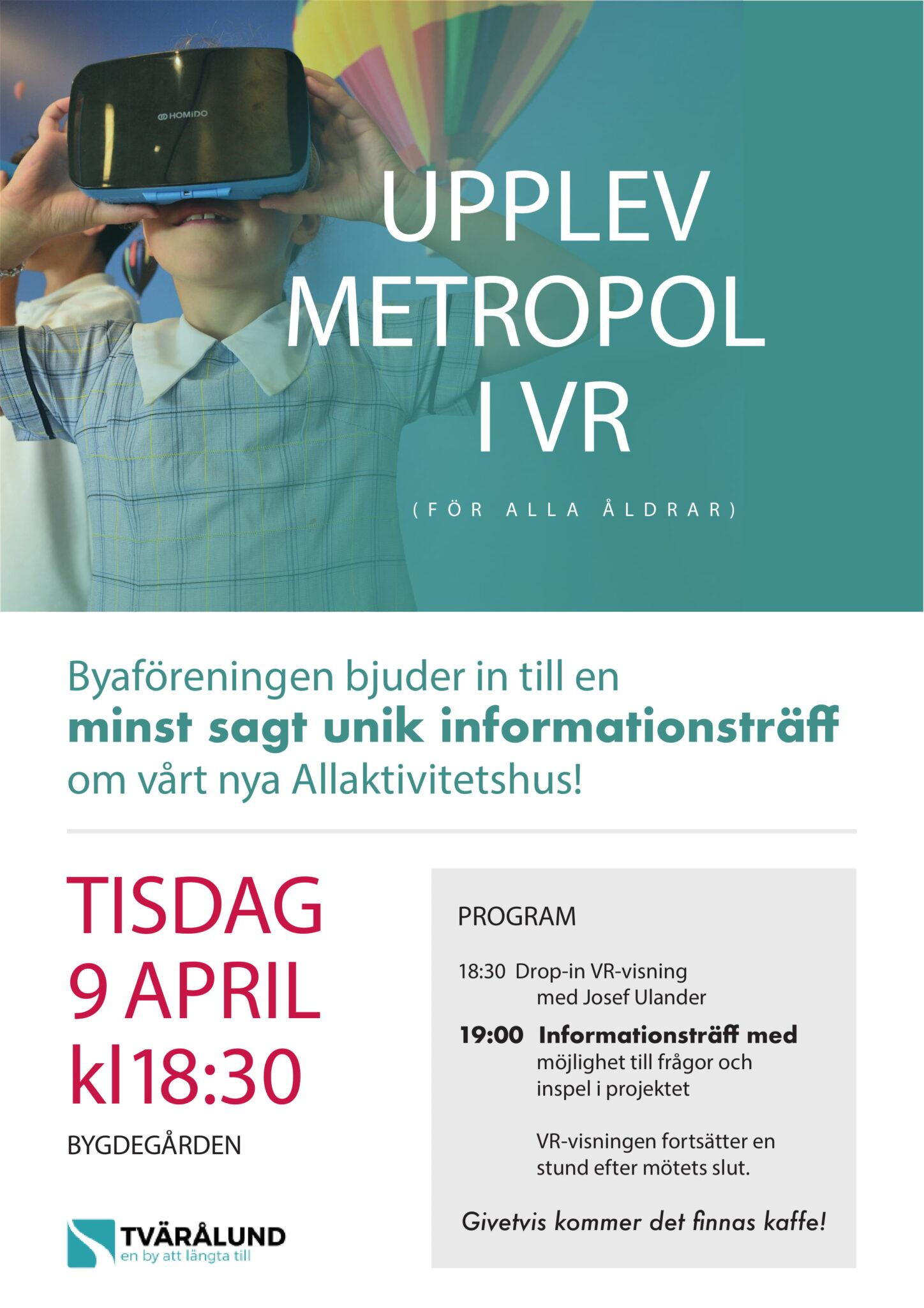 Informationsträff Metropol